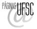 Páginas UFSC